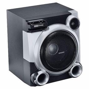 Caixa De Som Acústica 420w Fwm582 Par-philips