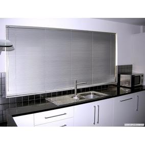 Cortinas Venecianas De Aluminio - Sunset - Garantía 3 Años