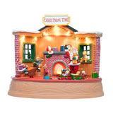 Accesorio Decorativo Starhaus Holidays Chimenea Pm-4813433