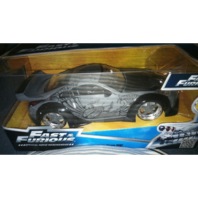 Rapido Y Furioso Reto Tokio Nissan Z Gris En Caja Lyly Toys