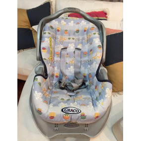 Cadeirinha Unissex - Bebê Conforto - Marca Graco + Base
