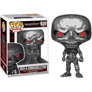 Funko Pop! Exterminador Do Futuro Dark Fate Rev-9 820
