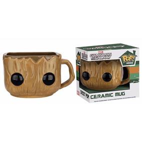Funko Taza De Groot Guardianes De La Galaxia Ceramica Nuevo!