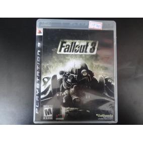 Fallout 3 Ps3 Usado