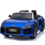 Carro Estilo Audi R8, Control Remoto, Usb, Sd, Mp3,