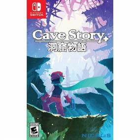 Cave Story Nintendo Switch - Mídia Física Lacrado