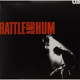 U2 Rattle And Hum Vinilo Doble 180 Gramos Nuevo Importado