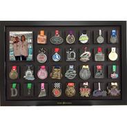 Medallero Vinipiel Para 28 Medallas Con Foto O 32 Medallas