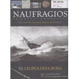Uruguay Rocha Naufragio 1842 Barco Leopoldina Rosa El Pais