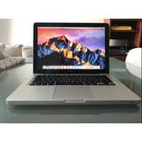 Apple Macbook Pro Super Cuidada Intel I5 4gb Ram 500gb