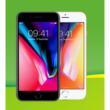 Iphone 8 256gb 4g Lte/ Cajas Selladas / 4 Tdas Fisicas