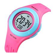 Reloj Skmei 1455 Cronometro Alarma Fecha