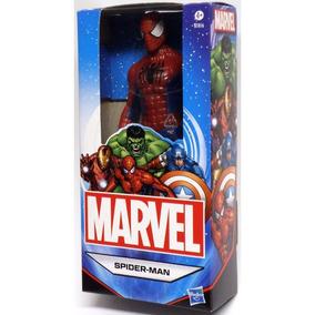 Boneco Marvel-avengers 15 Cm Homem Aranha Hasbro Brinquedo