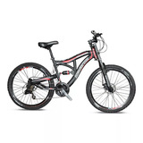 Bicicletas Benotto Magnitude Llantas Anchas Doble Suspensión