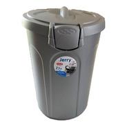 Container Pote Para Ração 23l (9,2kg Aprox) Tampa Hermética