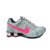 Tenis Nike Shox Junior Feminino, 4 Molas, Promocao, Academia