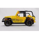 Carro Control Remoto Jeep Todo Terreno Recargable 4 X 4