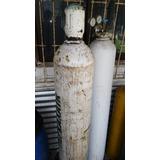 Cilindro Oxigeno 10mt3 Industrial Para Oxicorte Lleno