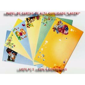 Envelopes Luxuosos Da Lastri - Raridade Lote 002