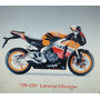 Carenagem Cbr1000 Repsol Ld Direito 2012 2013 Original Honda