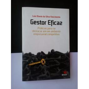 Livro: Gestor Eficas- Luiz Otavio Da Silva Nascimento Com Cd
