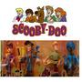 Scoobydoo Roupas De Piratas - Kit Com 04 Bonecos Articulados