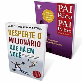 Kit Ebook: Pai Rico, Pai Pobre + Desperte O Milionário