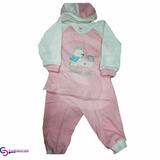 Pijamas Para Niños Niñas Bebes Conjunto 3piezas Naila