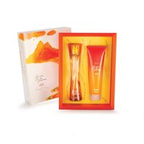 Estojo Perfume Colonia Garota De Ipanema + Hidratante Avon