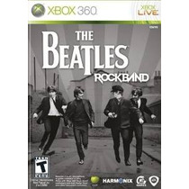 Sólo Software - Rock Band: Xbox 360 The Beatles
