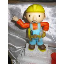 Adornos De Torta Personalizados ( Bob El Constructor )