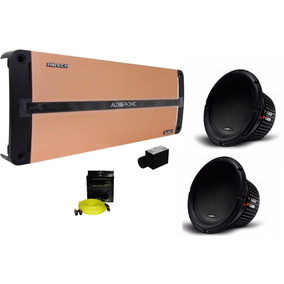 Módulo Audiophonic H-tech Blow One+2 Subwoofer Club C1-12 D2
