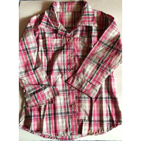 Camisa Xadrez Feminina Tam P