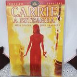 Dvd Carrie A Estranha - Edição Especial Stephen King