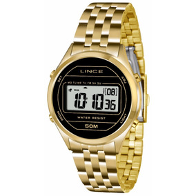 fb4d6c980a6 Relógio Lince Feminino Digital Sdph021l Bxkx Com N. Fiscal. R  189
