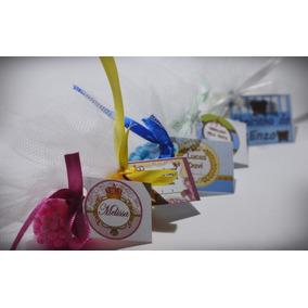 50 Sachê Perfumado - Tule Lembrancinhas Maternidade