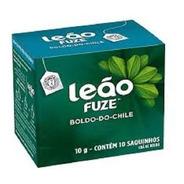 Chá De Boldo Com 10 Saquinhos -kit 2 Caixas - Leão