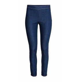 Pantalón Jeans Importado H&m Mujer Talle 10 Denim