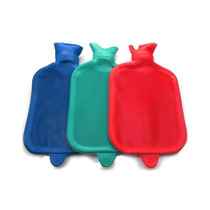 Lote 3 Bolsa Agua Quente Termica De Borracha Compressa A1600