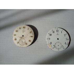 Esferas Reloj Bolsillo Urbita Y Omega