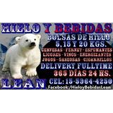Hielo Oferta 20kg/$75. Delivery Bebidas Con Sin Alcohol 24hs