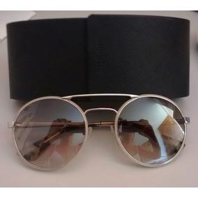 3818099aac58e Armacao Oculos Feminino De Grau Prada - Óculos De Sol, Usado no ...