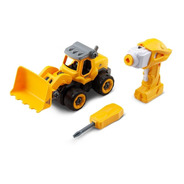 City Machine - Trator De Construcao Br1081