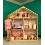 Casa De Muñeca American Girl Y Barbie 100% Garantizada