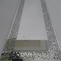 Espejo 130x50 Marco Decorativo