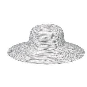 Gorra De La Mujer Wallaroo De Scrunchie Sombrero De Sol - L
