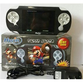 Consola De Juegos Hwin 200 Juegos