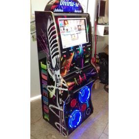 Maquinas De Musicas Jukebox E Karaoke ( Comercial )