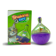 Juguete Dispensador De Comida Para Gatos Shaking Q Pet
