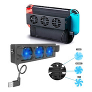 Ventilador Refrigeración Nintendo Switch